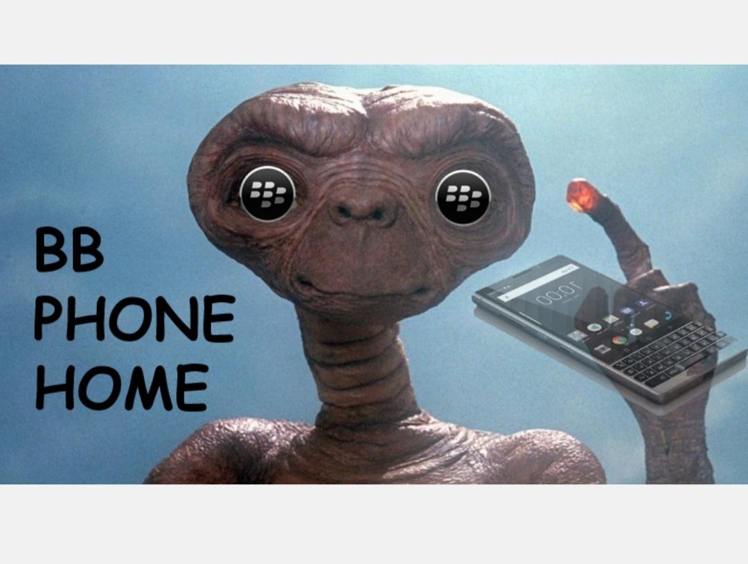 BB Phone Home