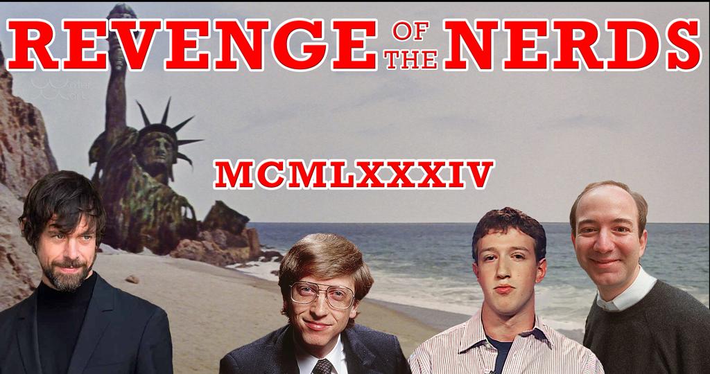 Revenge of the Nerds1984