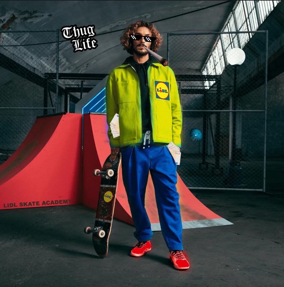 LIDL Skate Academy
