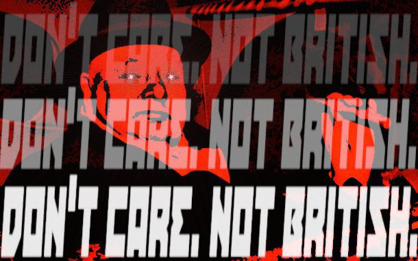 Don\'t care not British